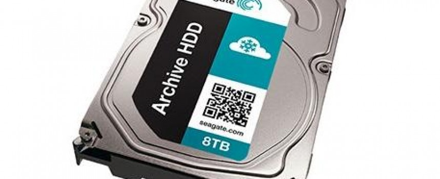 Seagate Offers Low-Cost 8TB Hard Drive