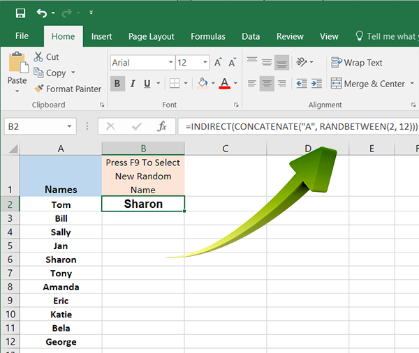 Hot-PC-Tips---Excel-Random-String