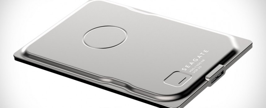 Segate Introduces New 7mm Hard Drive
